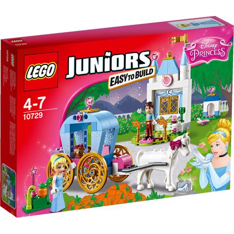 LEGO Juniors: Assepoesters koets (10729)