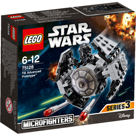 LEGO Star Wars: TIE Advanced Prototype™ (75128)