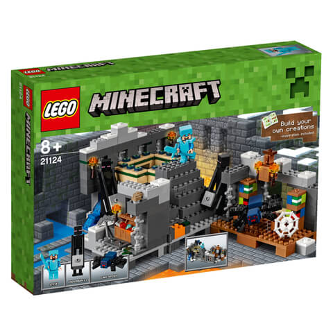 LEGO Minecraft: Das End Portal (21124)