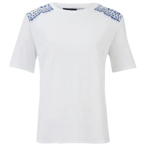 Sportmax Code Women's Terra Top - Optical White