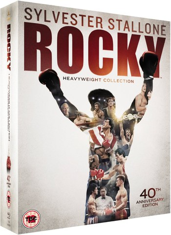 Rocky The Complete Saga with Creed Sneak Peak