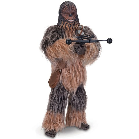 Star Wars: The Force Awakens Chewbacca Interactive Figure
