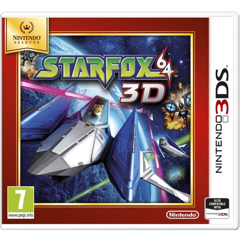 Nintendo Selects Star Fox 64 3D