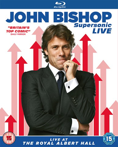 John Bishop - Supersonic Live at the Royal Albert Hall