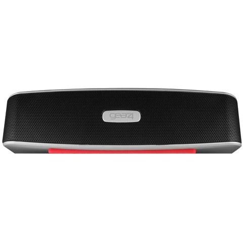 GEAR4 StreetParty 3 Portable Wireless Bluetooth Speaker - Silver
