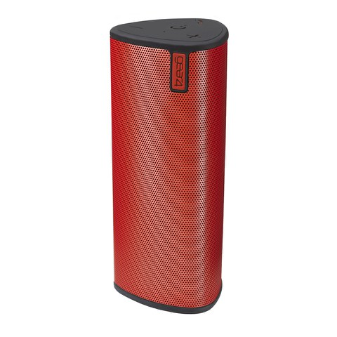 GEAR4 HouseParty Go! 2 Portable Wireless Bluetooth Speaker - Red