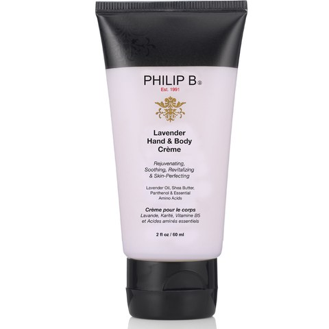 Philip B Lavender Hand and Body Crème (60ml)
