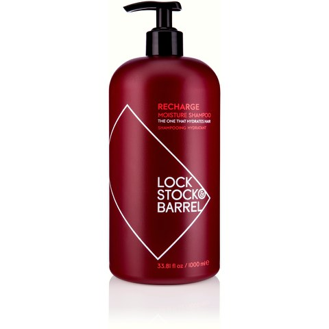 Lock Stock & Barrell Recharge Moisture shampooing hydratant (1000ml)