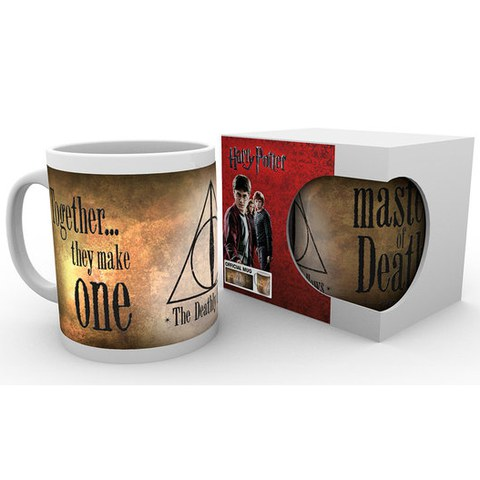 Harry Potter Deathly Hallows - Mug