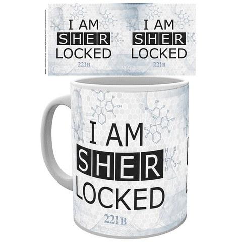 Sherlock Sherlocked - Mug