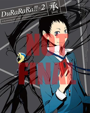 Durarara!! X2 Shou - Collector's Edition