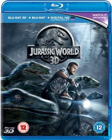 Jurassic World 3D (Includes 2D Copy)
