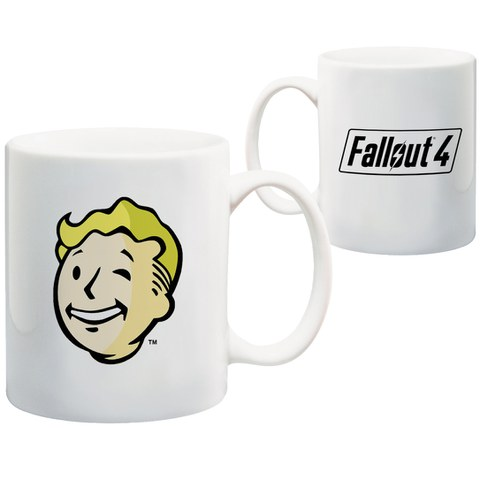 Fall out 4 - Vault Boy Mug