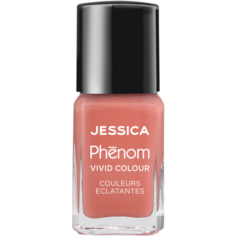 Jessica Nails Cosmetics Phenom Nail Varnish - Rare Rose (15ml)