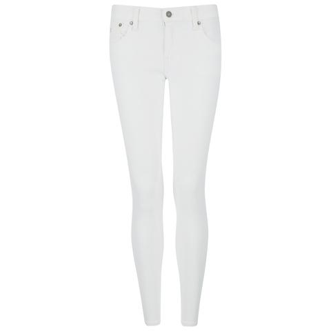 Polo Ralph Lauren Women's Tompkins Cropped Jeans - White