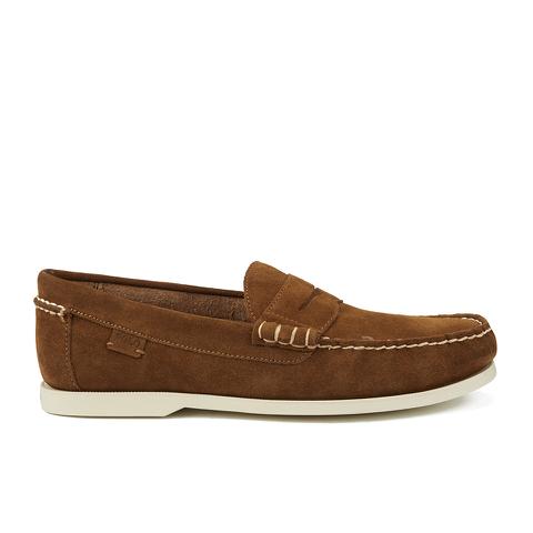 Polo Ralph Lauren Men's Bjorn Suede Loafers - New Snuff
