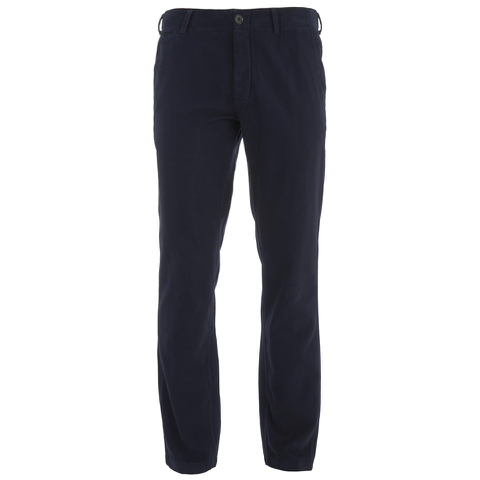 Paul Smith Jeans Men's Tapered Cotton Trousers - Navy