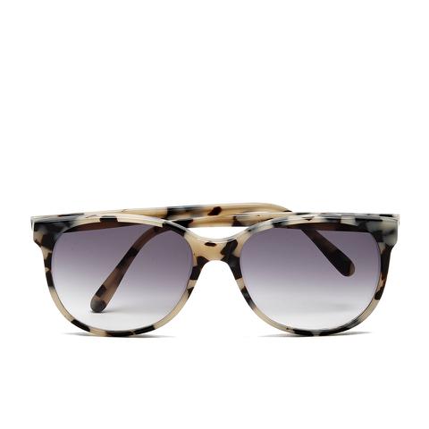 Prism Women's New York Sunglasses - Cream Tortoiseshell