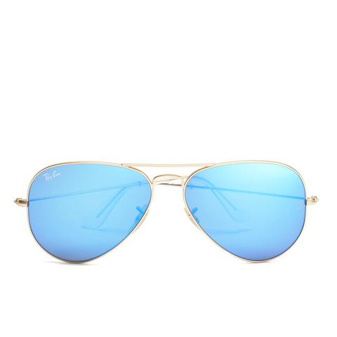 Ray-Ban Aviator Large Metal Sunglasses - Crystal Brown