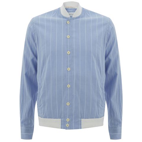 GANT Rugger Men's Windblown Oxford Shirt - Sea Blue