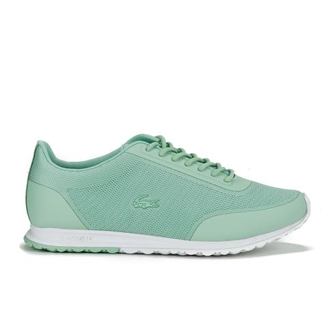 Lacoste Women's Helaine 116 3 Running Trainers - Green