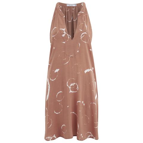 OBEY Clothing Women's Capricorn Dress - Apricot Multi