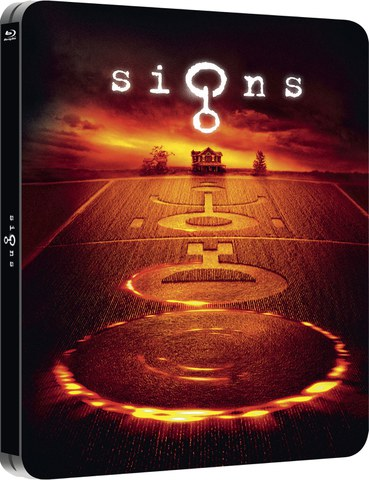 Signs -Zavvi UK Exclusive Limited Edition Steelbook