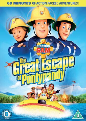 Fireman Sam - The Great Escape of Pontypandy