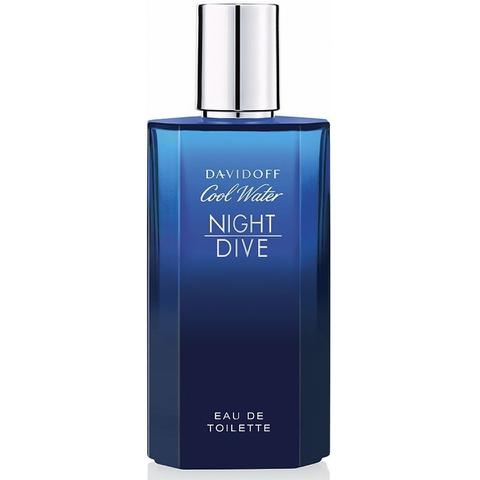 Davidoff Cool Water for Men Night Dive Eau de Toilette