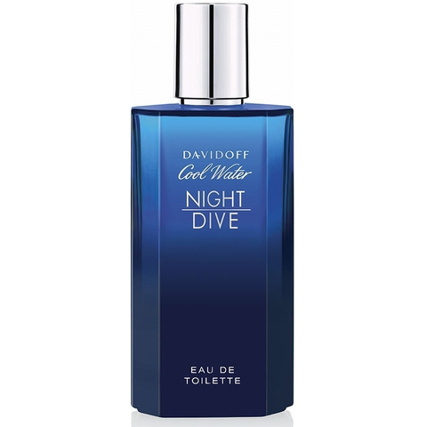 Davidoff Cool Water for Men Night Dive Aftershave Splash (75ml)
