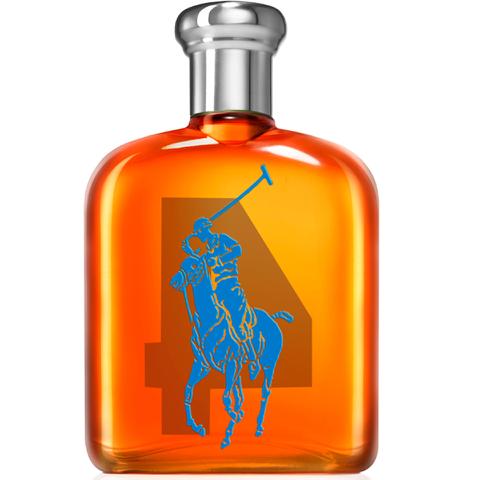 Ralph Lauren Big Pony 4 Orange Eau de Toilette 75ml