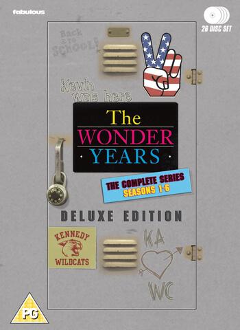 The Wonder Years - Complete Series
