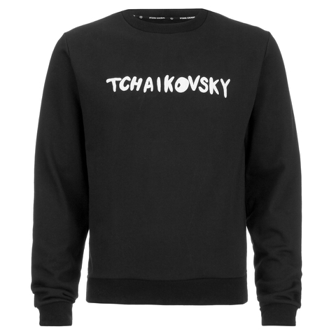 Opening Ceremony Men's Tchaikovsky Crewneck Sweatshirt - Black