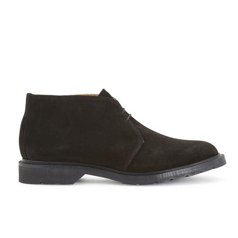 YMC Men's Desert Boots - Black