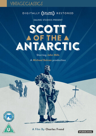 Scott Of The Antarctic (Ealing) - Digitally Restored