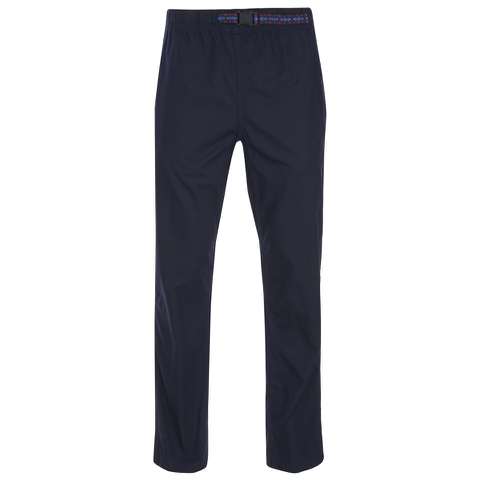 Carhartt Men's Colton Relaxed Tapered Fit Clip Pants - Navy