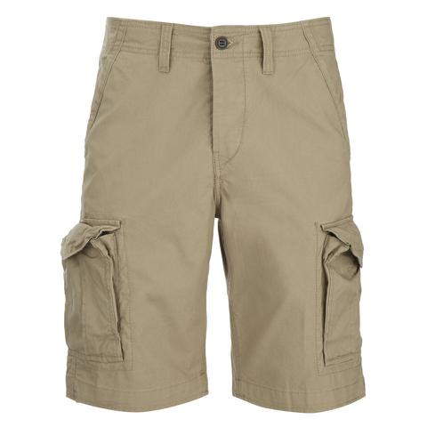 Jack & Jones Men's Originals Preston Cargo Shorts - Chinchilla