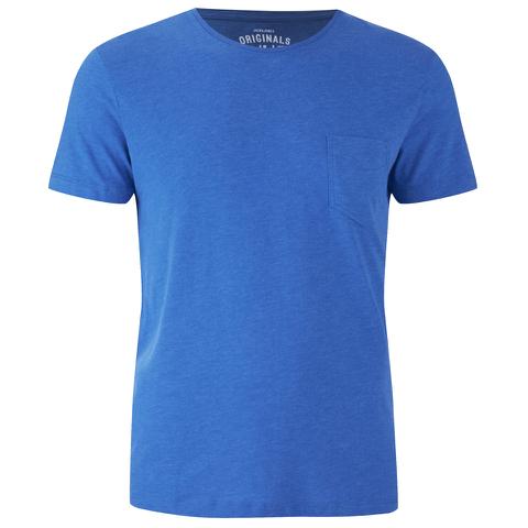 Jack & Jones Men's Originals Ari T-Shirt - Imperial Blue