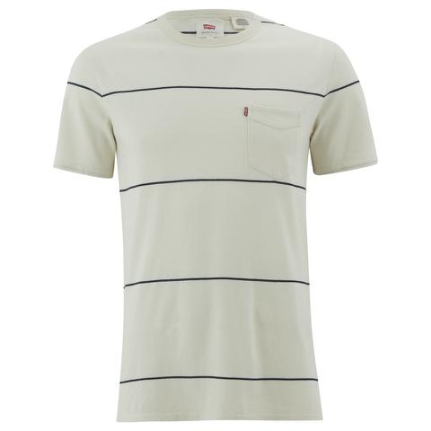 Levi's Men's Sunset Pocket T-Shirt - Indigo/Chalky White