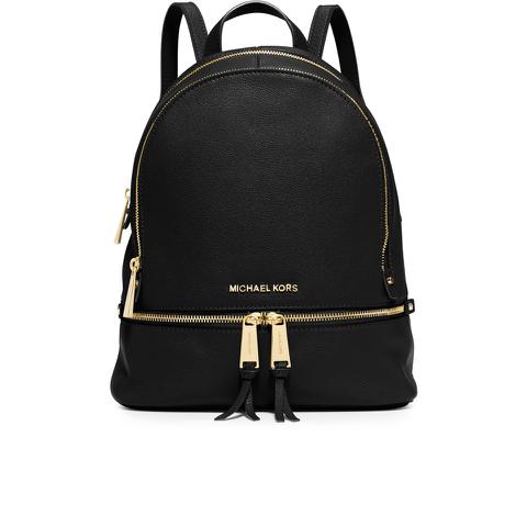 MICHAEL MICHAEL KORS Women's Rhea Zip Backpack - Black