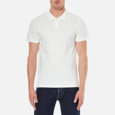 A.P.C. Men's Becker Polo Shirt - White
