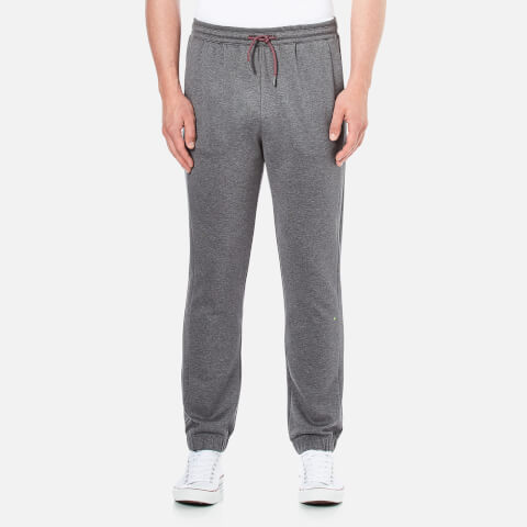 BOSS Green Men's Hadiko Sweatpants - Mid Grey