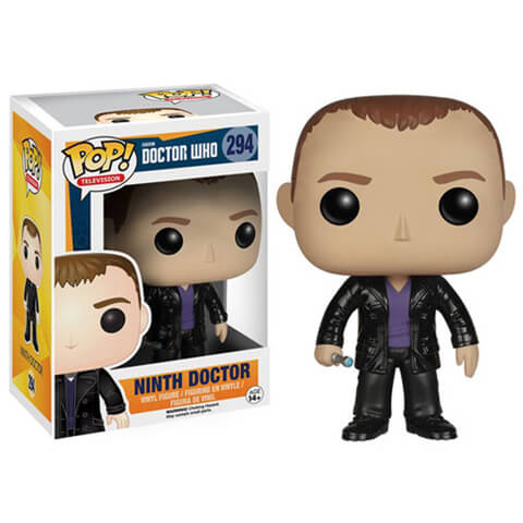 Doctor Who Figura POP! Television 9th Doctor