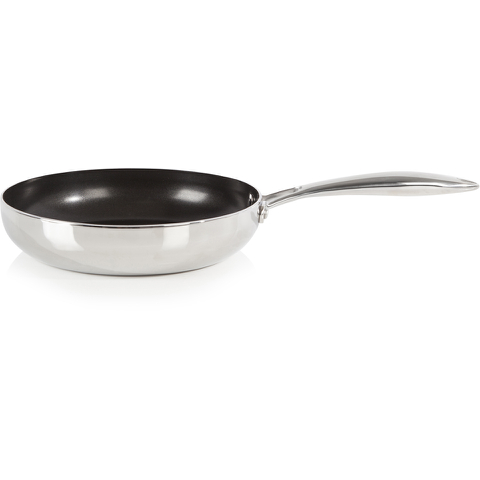 Morphy Richards 79811 Pro Tri Frying Pan - Stainless Steel - 28cm