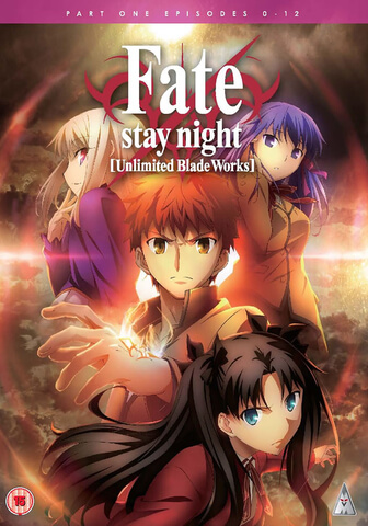 Fate Stay Night Unlimited Bladeworks - Part 1