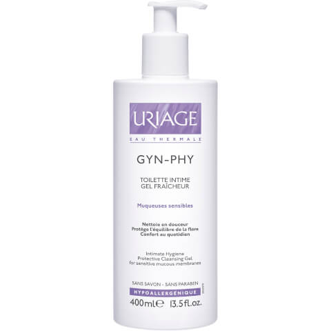 Uriage Gyn-Phy Intimate Hygiene Daily Cleansing Gel (400ml)
