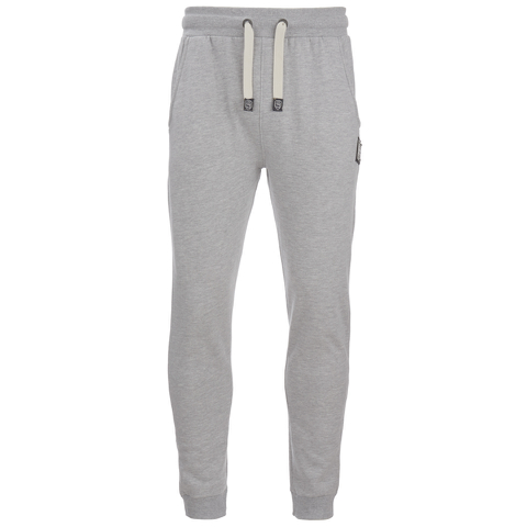 Smith & Jones Men's Wetherby Sweatpants - Light Grey Marl