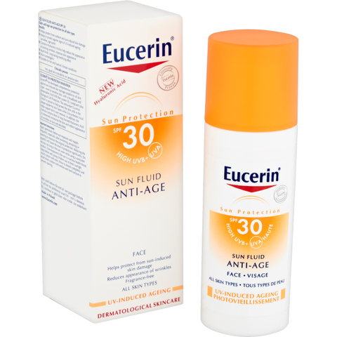 Eucerin® Sun Protection Sun Fluid Face SPF 30 50ml