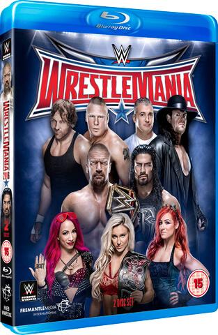 WWE: Wrestlemania 32