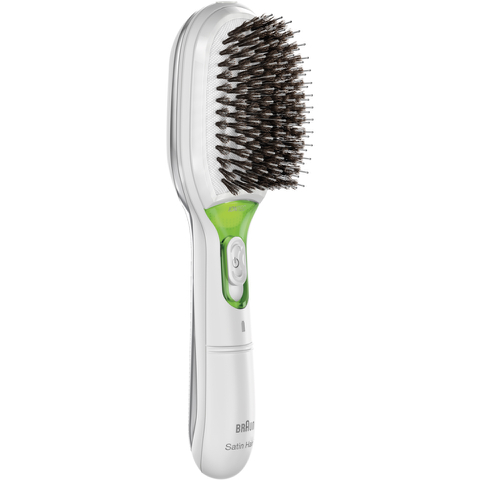 Braun BR750 Iontech Hair Brush - White